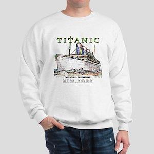 Titanic Neon (white) Sweatshirt