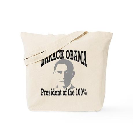 Barack Obama: Tote Bag
