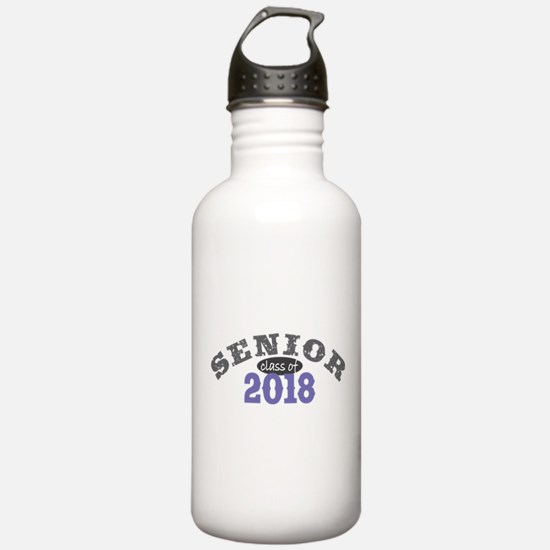 Senior Class of 2018 Water Bottle