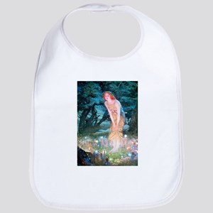 Queen of the Fairies Bib