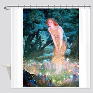 Queen of the Fairies Shower Curtain