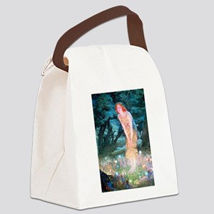Queen of the Fairies Canvas Lunch Bag
