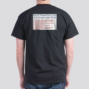 PTSD Dark T-Shirt
