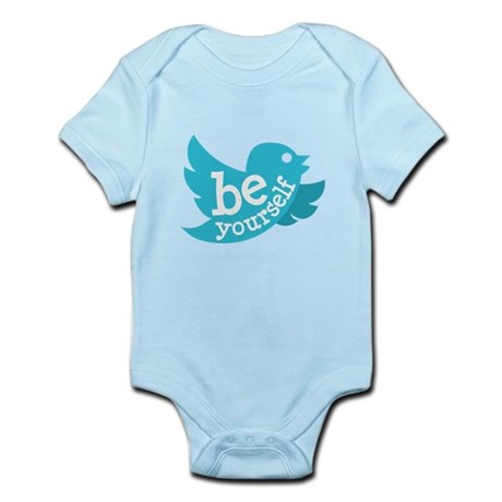 be yourself Infant Bodysuit