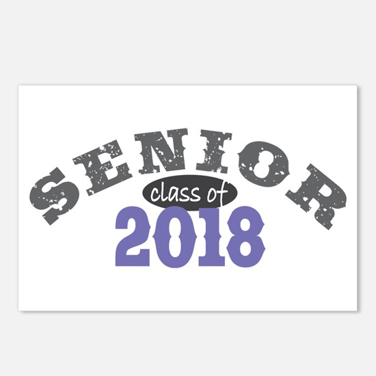 Senior Class of 2018 Postcards (Package of 8)