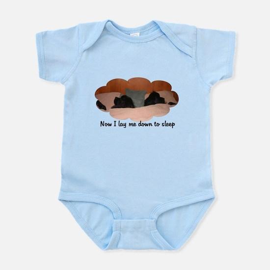 Now I lay Me Down To Sleep Infant Bodysuit