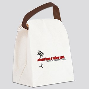 Follow Spot Canvas Lunch Bag