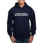 Swedish Vallhund Hoodie (dark)