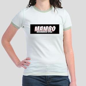 Weehawken Mambo - Jr. Ringer T-Shirt