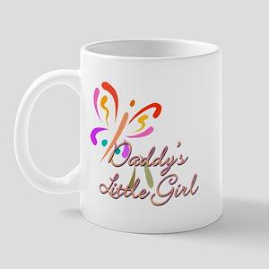 Daddy's Little Girl 11 oz Ceramic Mug