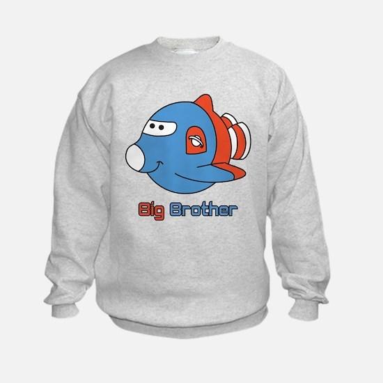 Big Brother Rocketship Sweatshirt