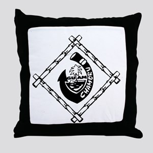 Guam Chamoru Throw Pillow