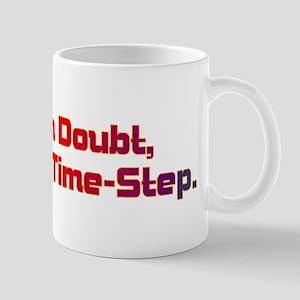 Time Step Mug