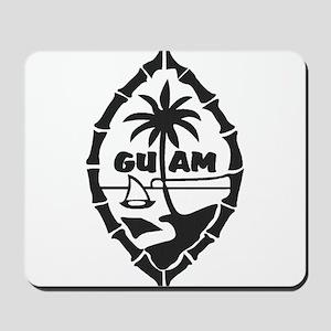 Guam Seal Mousepad