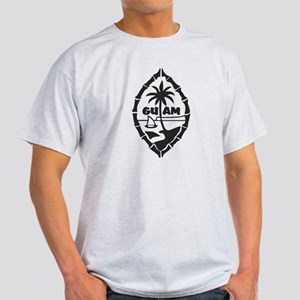 Guam Seal Light T-Shirt