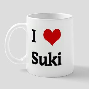 I Love Suki Mug
