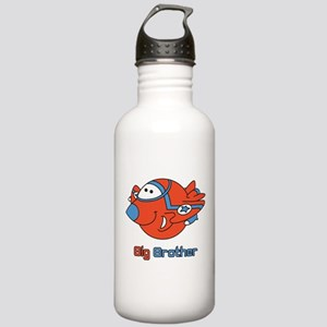 Big Bro Fighter Jet Stainless Water Bottle 1.0L