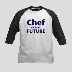 Chef of the Future - Kids Baseball Jersey