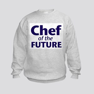 Chef of the Future - Kids Sweatshirt