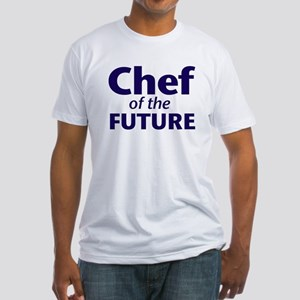Chef of the Future - Fitted T-Shirt