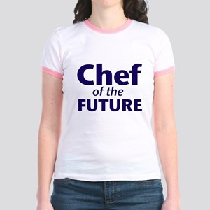 Chef of the Future - Jr. Ringer T-Shirt