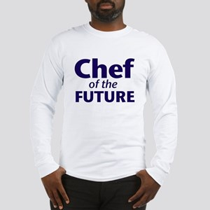 Chef of the Future - Long Sleeve T-Shirt