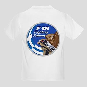 F-16 Falcon Kid's Light T-Shirt