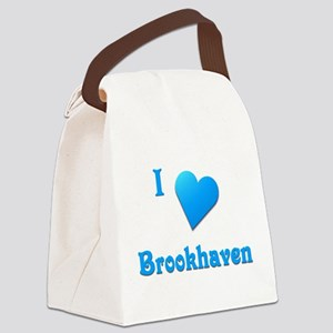 I Love Brookhaven #11 Canvas Lunch Bag