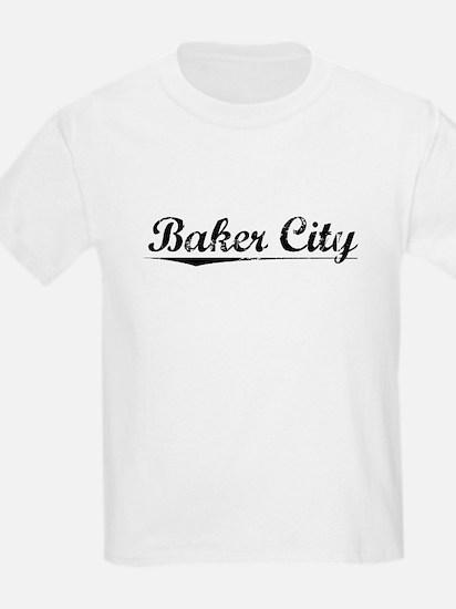 Baker City, Vintage T-Shirt