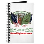 Irish Brigade Flags - Journal