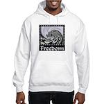 Eagle Freedom Hooded Sweatshirt