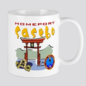 Homeport Sasebo Mug