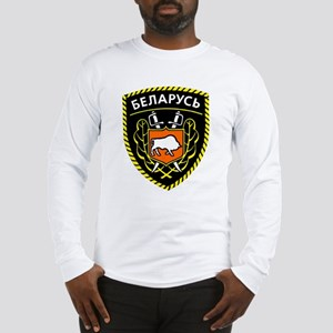 Zubr Badge Long Sleeve T-Shirt