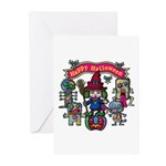 Happy Halloween Greeting Cards (Pk of 20)