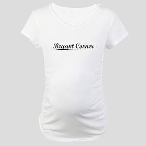 Bryant Corner, Vintage Maternity T-Shirt
