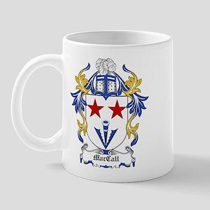 MacCall Coat of Arms Mug