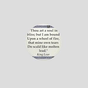 Thou Art A Soul In Bliss Mini Button