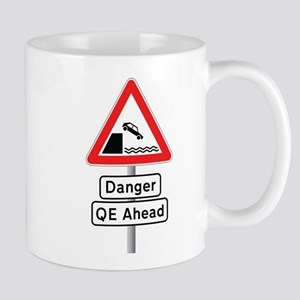 Danger QE Ahead Mug