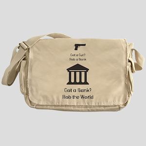 Got a Gun? Messenger Bag