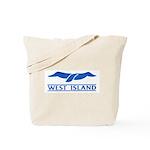 West Island Classic Logo Tote Bag