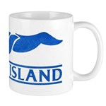 West Island Classic Logo Mugs