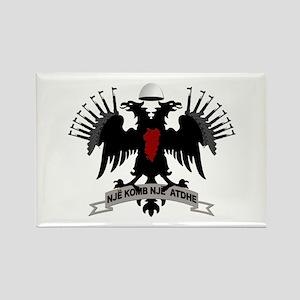 Shqiponja Rectangle Magnet