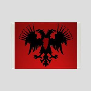 Shqiponja e Bukur Rectangle Magnet