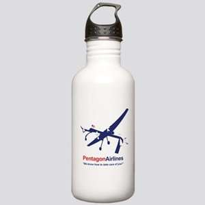 Pentagon Airlines Stainless Water Bottle 1.0L