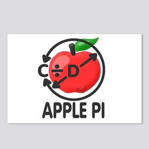 Cherry Pi Postcards (Package of 8)