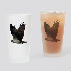 Osprey Drinking Glass
