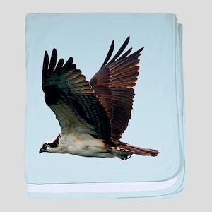 Osprey baby blanket