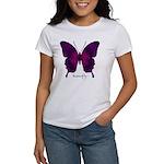 Deep Butterfly Women's T-Shirt