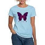 Deep Butterfly Women's Light T-Shirt