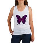 Deep Butterfly Women's Tank Top